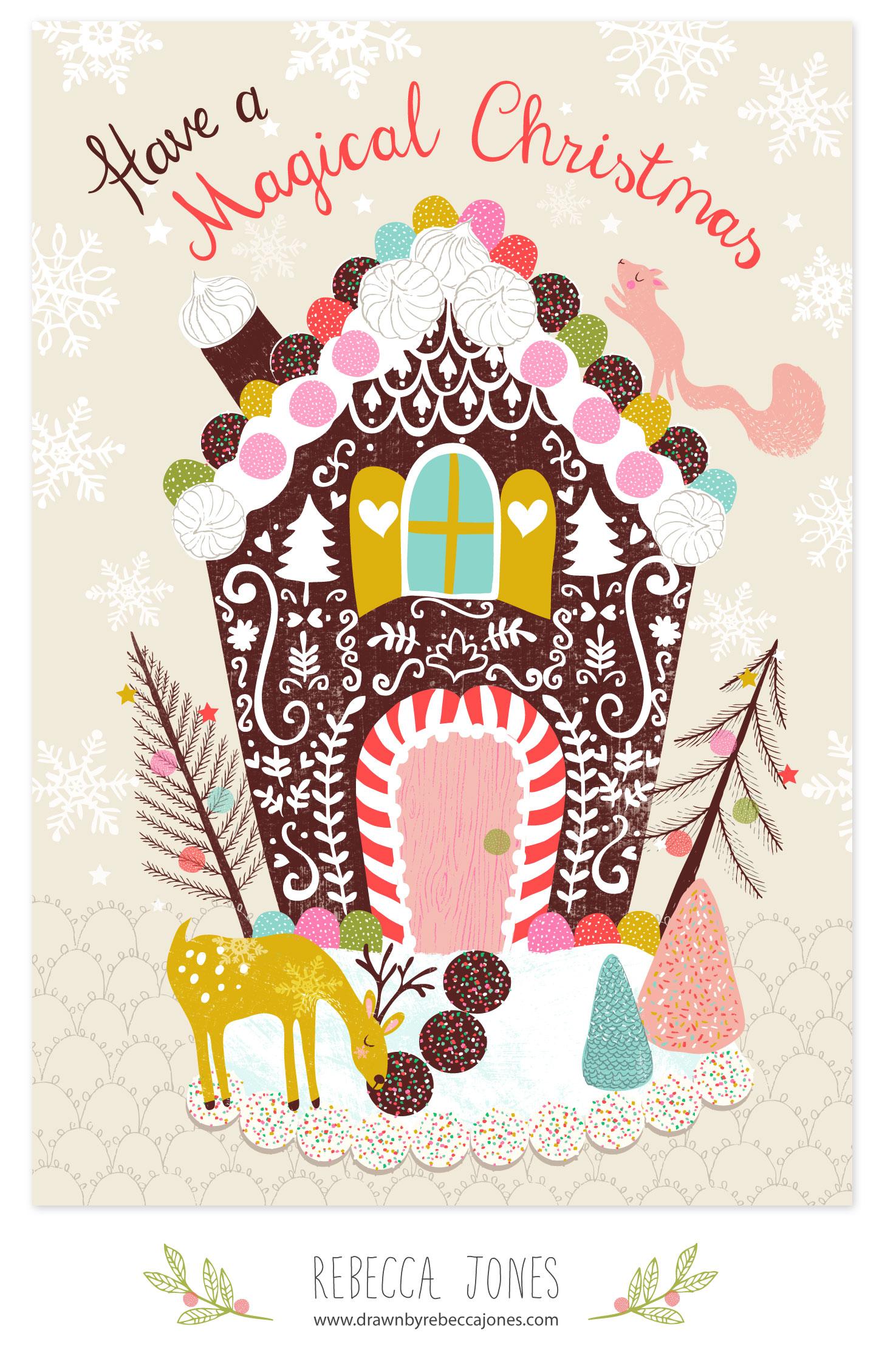 Rebecca Jones-Magical Christmas